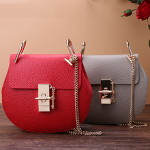 Genuine Leather Women Bags Luxury Brand Small Chain Bags Fashion Ladies Messenger Bags Shoulder Female Crossbody Bags Girls Gift neverout women bag brand name leather bags genuine leather small backpacks girls solid bags female shoulder luxury travel bags