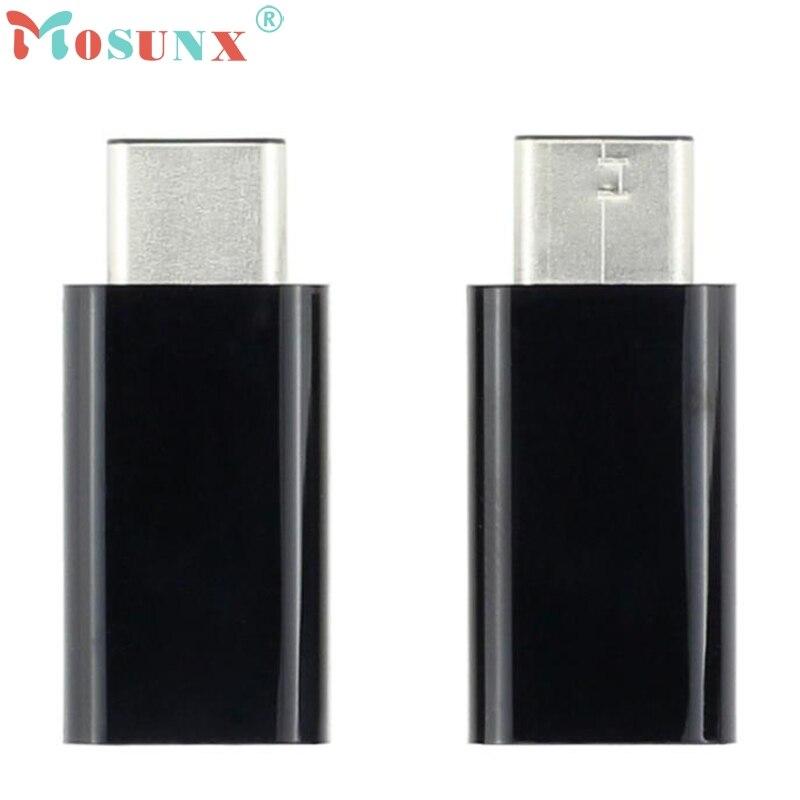 USB 3.1 Type-C Male to Micro USB Female Converter USB-C Adapter Type omeshin new usb 3 1 type c male to micro usb female converter usb c adapter type 17aug16 dropshipping