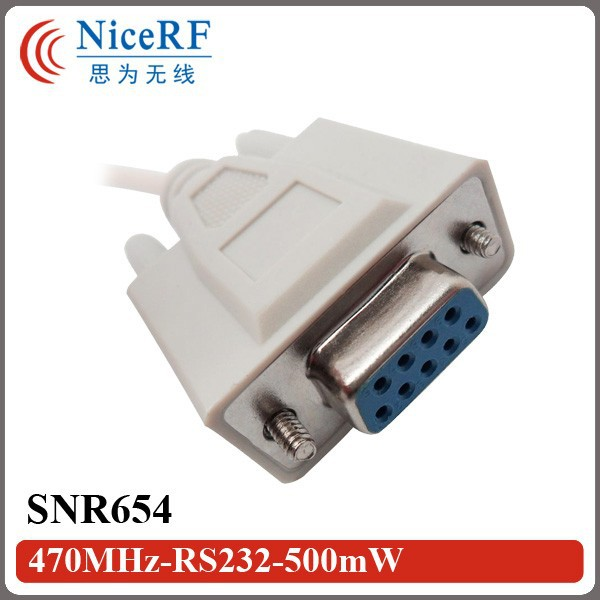 SNR654-470MHz-RS232-500mW-2