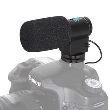 MIC-109 Professional Studio/Stereo Recording Wired Stereo Microphone For DSLR Vedio Camera