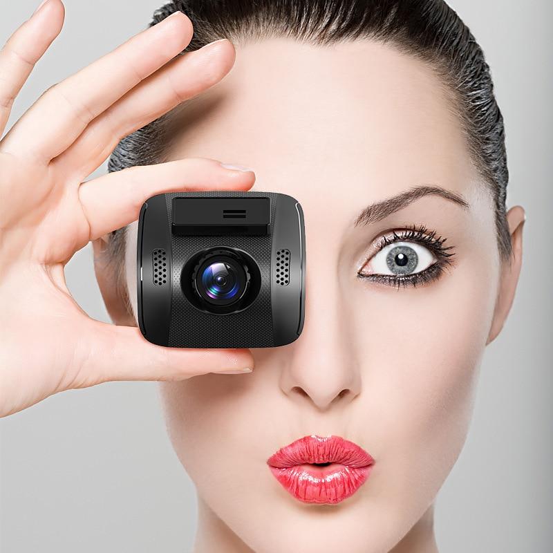 Mini Full HD 1080 P WIFI voiture DVR Dashcam 170 degrés WDR enregistreur vidéo caméra g sensor enregistrement en boucle Vision nocturne Novatek 96655 - 3