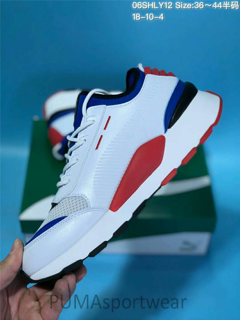 8ea4b6e14f9 Hot Sale New Arrival Puma RS-0 Re-Invention Unisex Sports Shoes Men s and