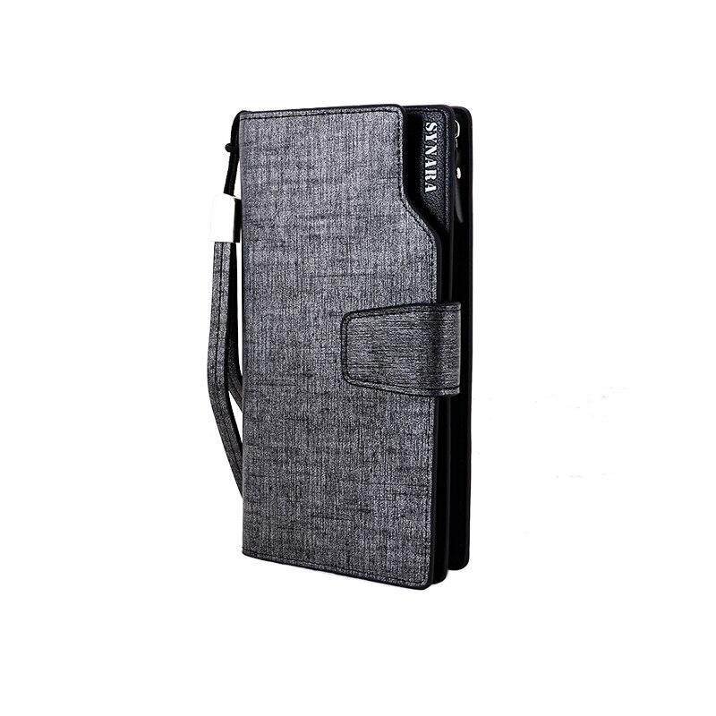 homens negros carteiras bolsa de Attribute 2 : Business Card Holder Wallet/leather Card Holder/card Wallet