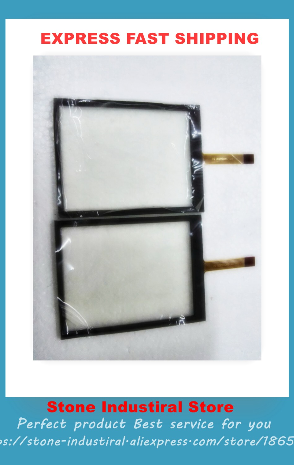 New 47-F-8-48-007 12020396 Touch ScreenNew 47-F-8-48-007 12020396 Touch Screen