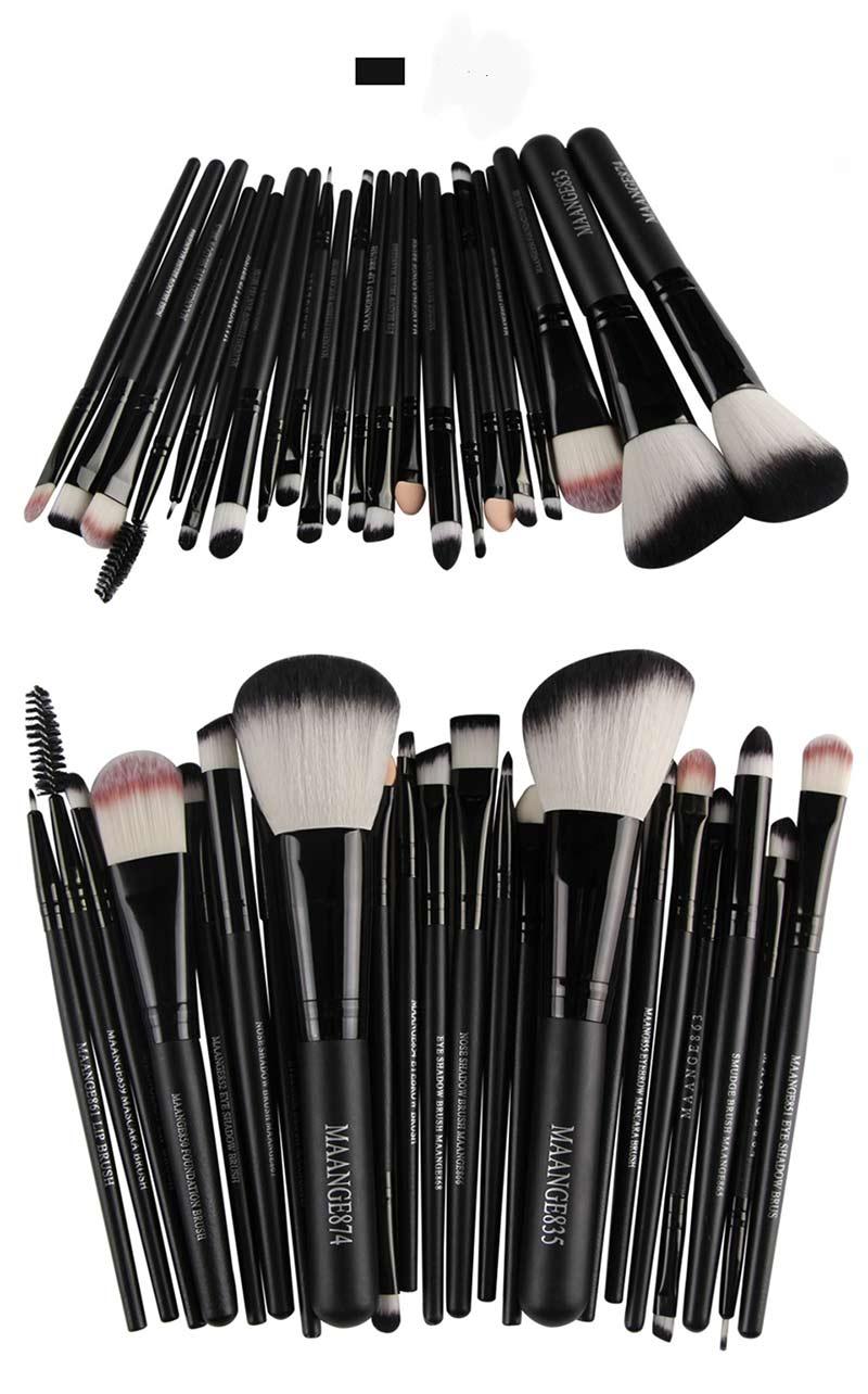 Tesoura de Maquiagem kit de ferramentas Quantidade : 22pcs/conjunto