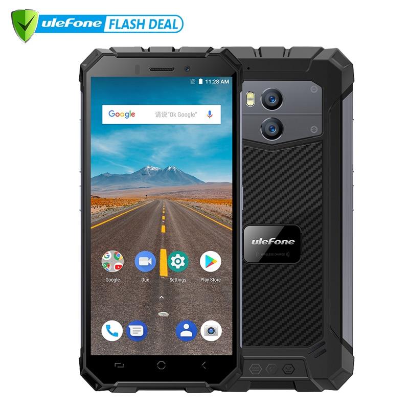 Ulefone Rüstung X Wasserdichte IP68 Smartphone 5,5