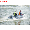 XG STAR Rowing Boat Top Quality Rescue Raft Durable Inflatable Boat High Loading Fishing Boat Ocean Rescue Speedboat no Outboard