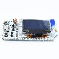 10PCS SX1278 ESP32 0 96 Inch Blue OLED Display Bluetooth WIFI Lora Kit 32 Module Internet