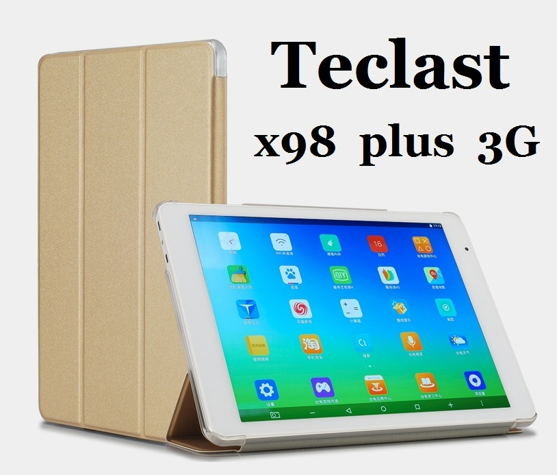 New arrival Original PU Leather case for Teclast x98 plus 3G 9 7 inch font b