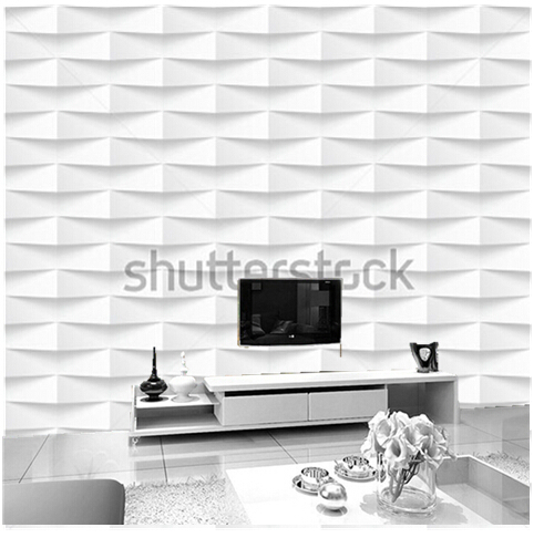 Custom 3 d wall panel wall paper, the Abstract 3 d geometric background for the sitting room bedroom TV wall vinyl wallpaper new non woven wall stickers simple plain coloured stripe wallpaper the sitting room the bedroom wall paper in the background