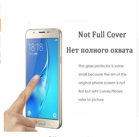 Για Samsung J5 2017 Tempered Glass Για Samsung Galaxy A3 A5 A6 - Ανταλλακτικά και αξεσουάρ κινητών τηλεφώνων - Φωτογραφία 3