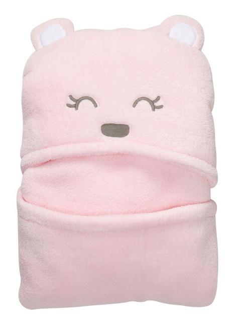 Envelope for newborns Teddy Bear baby clothing sets Baby sleeping bag baby fashion Sleeping bag cute cartoon baby bedding set