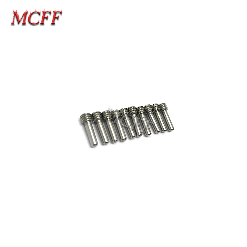 Image 4 - M3 M4 2.5mm*11.5mm Transmission Shaft Joint Axial Machine Screw Drive Shaft Joint for RC Car Boats Model Fasteners Accessories-in Parts & Accessories from Toys & Hobbies