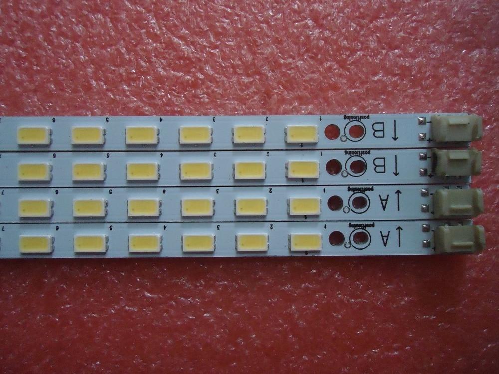 Светодиодная лента Beented 4 шт./комплсветодиодный, S LED 2011SSP608 677 мм 70 светодиодный s для фонарей 840A 540A 550A 765A 830A 960A