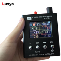 Английский verison N1201SA 140 мГц 2,7 ГГц УФ РФ вектор сопротивление ANT КСВ телевизионные антенны Анализатор метр тестер разъем SMA K D1 005