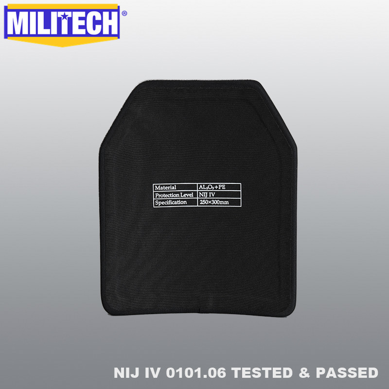 MILITECH Δύο Τεμάχια 2.7KG / PC Αλουμίνα & PE NIJ - Ασφάλεια και προστασία - Φωτογραφία 3