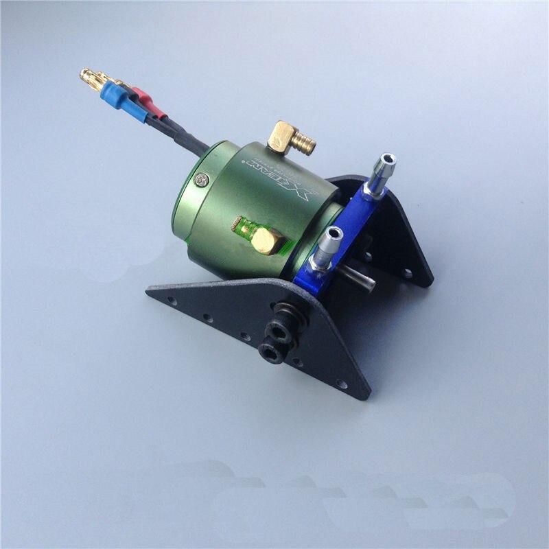 Neu 1pc Schiff Modell Unterwasser Propeller Motor Für RC Boot 4mm Antriebswelle