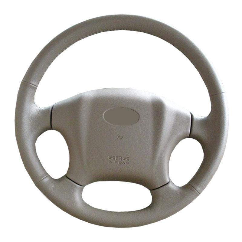 Steering wheel cover for 2004-2011 Hyundai Elantra Old Elantra/Hyundai Tucson 2006-2014/Hyundai i30 2009-2011/Steering braid