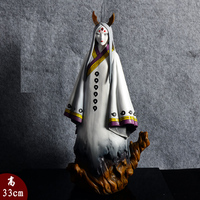 Anime One Piece GK Resin Figures Ootutuki Kaguya Tatue Action Figure Collection Model Toys for Doll Christmas Gift