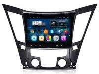 10 2inch For HYUNDAI SONATA 2011 I40 I45 I50 Android 4 2 Car DVD GPS Radio