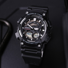 Casio watch sports series smart dual display multi-function electronic