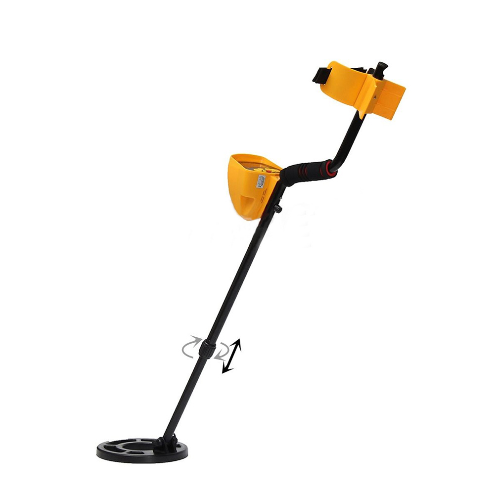 New Deep Sensitive Underground Metal Detector Searching Gold Digger Treasure Hunter CLH@8 high quality underground highly sensitive metal detector md3010ii for gold hunter