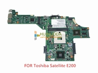 NOKOTION SPS V000208030 For toshiba satellite E200 E205 Laptop motherboard Intel HM55 Nvidia GeForce GT310M Mainboard
