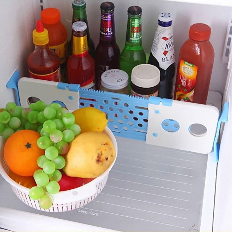 Adjustable Drawer Clapboard Partition Divider Cabinet Grid Storage Box Organizer Home Office Living Room