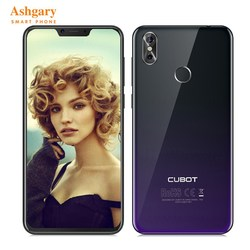 CUBOT P20 Smartphone 4G Android 8.0 Phablet 6.18