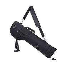¡Oferta! mochila militar para caza al aire libre, mochila táctica para Rifle de escopeta, bolso largo de transporte, funda protectora para pistola, mochila