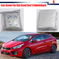 Full Car Cover UV Anti Snow Frost Sun Rain  Resistant Protection Dustproof Cover Suit For Kia Ceed Hatchback