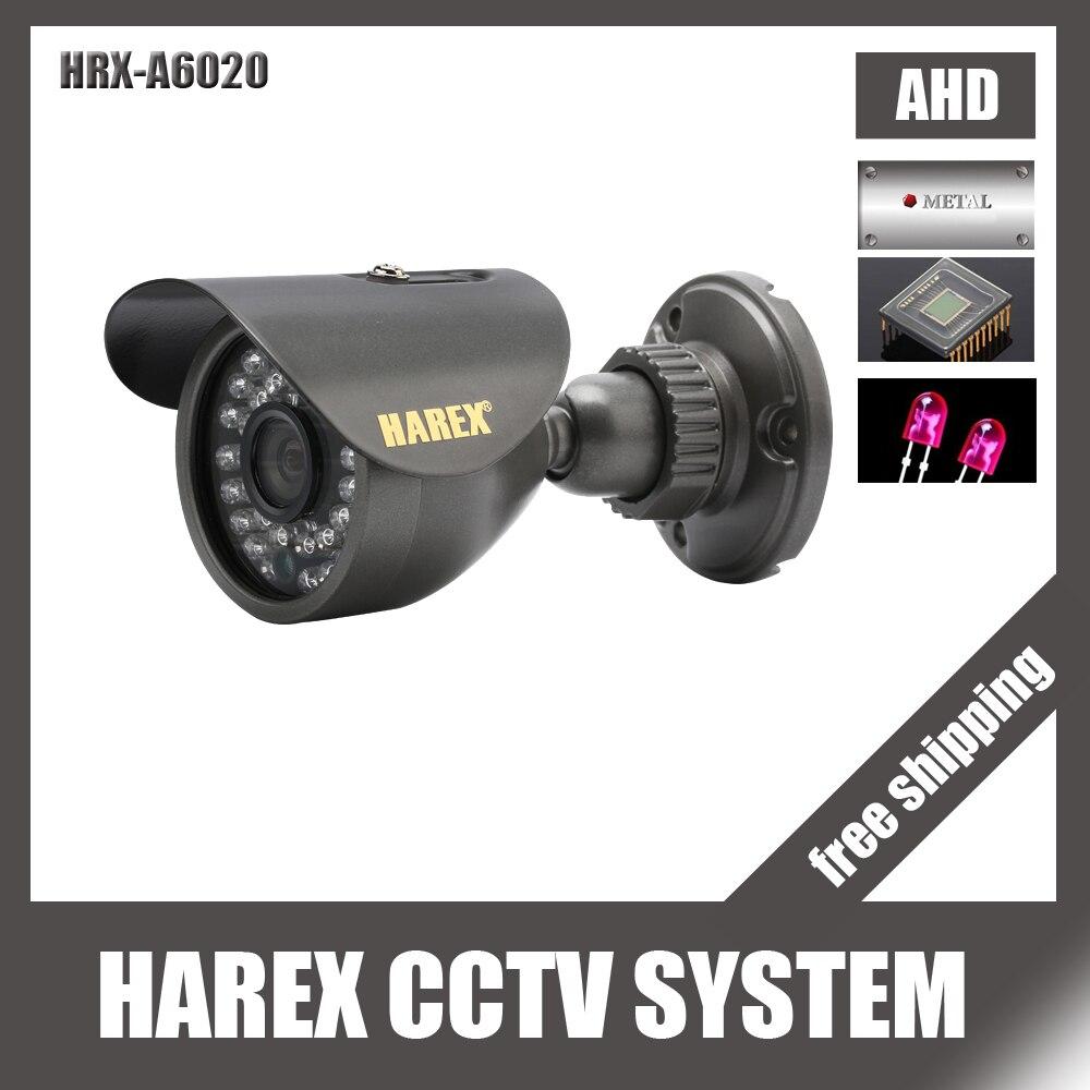 bilder für CMOS mit Ir-sperrfilter 36 stücke leds AHD Kamera 720 P Indoor/Outdoor Wasserdichte CCTV Überwachungskamera, freies verschiffen