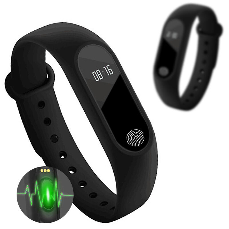 DTNO.I mi band 2 M2 Smart Bracelet Heart Rate Monitor Bluetooth Smartband Health Fitness Tracker SmartBand Wristband 9