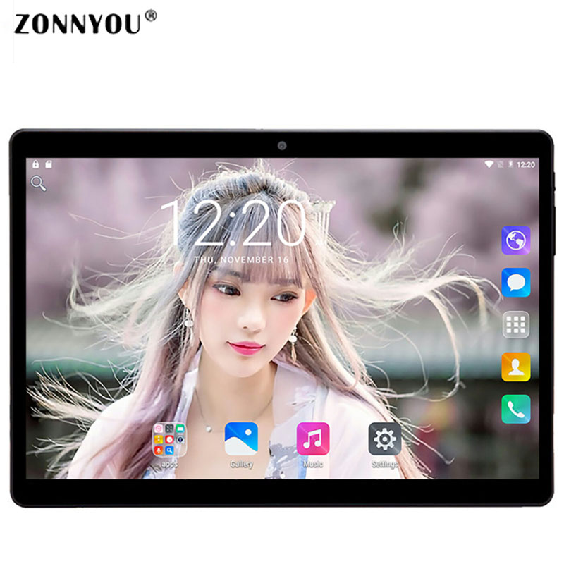 10 1 inch Tablet PC 4G Call Lte 4GB Rom 32GB Octa Core Phone Call card