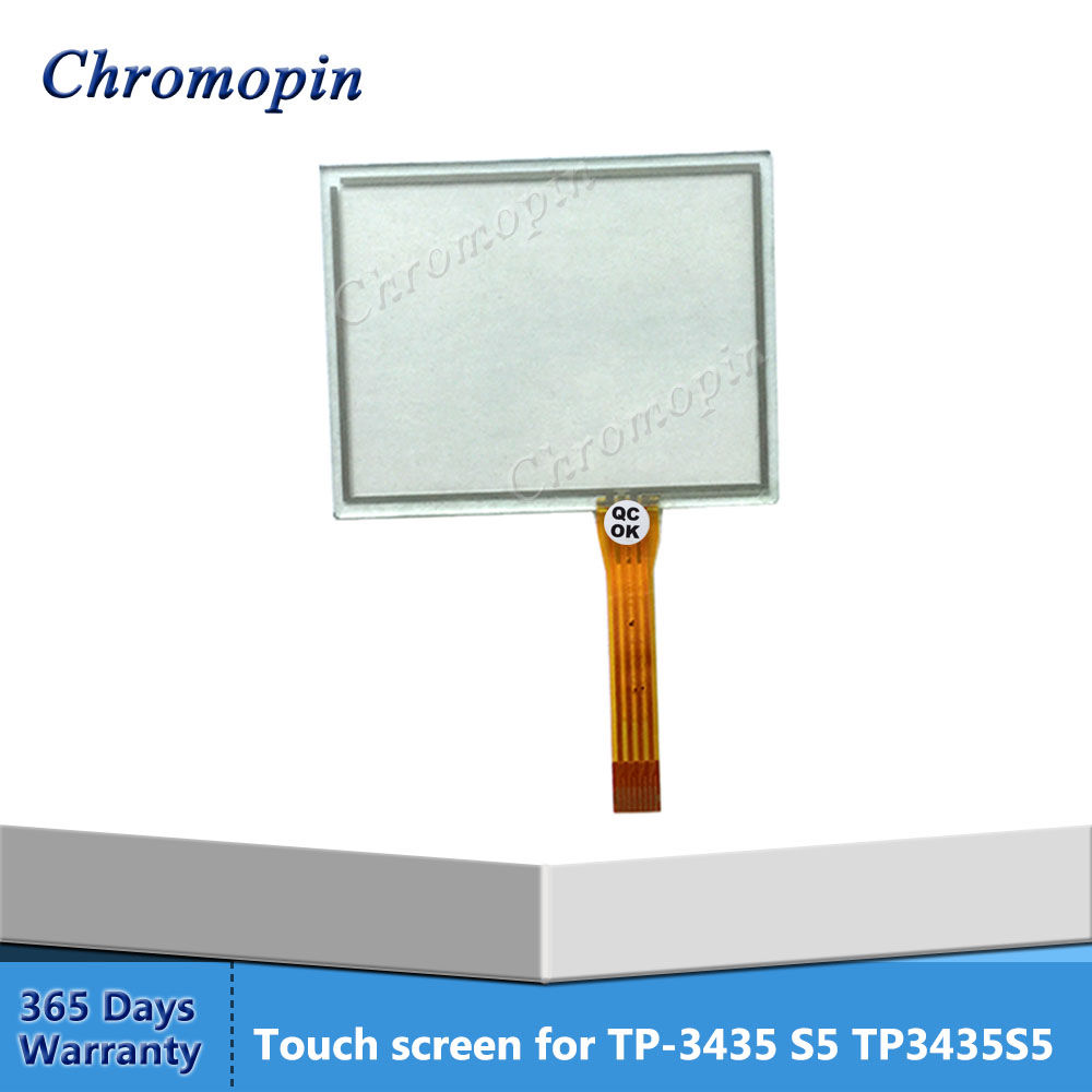 Touch screen panel for Pro-face TP-3435S5 TP-3435 S5 TP3435S5 TP3435 S5 TOUCH 3.8' аккумулятор 100 а ч европейская полярность 600 402 083 s5 013 bosch 600402 s5