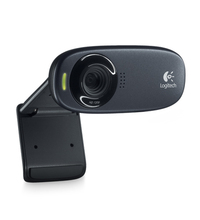 Logitech HD Webcam C310 camera HD 720P 5MP Photos Built-in MIC USB Web Cam Camera HD Plug-and-Play, for PC Notebook Laptop