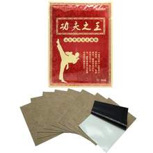 1 package Herbal Detox Foot Pad Patch +8Pcs Massage Relaxation Herbs