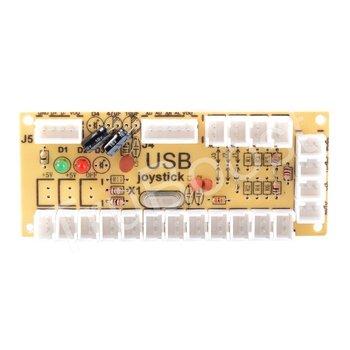 2pcs Zero Delay Arcade USB Encoder PC to...