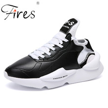 Fires Sneakers for Woman High Quality Lace-up Man Sports Shoes Comfortable Outdo