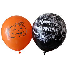 10pcs Halloween Decoration Latex Balloons