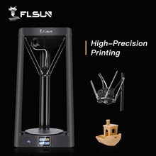 2020 3D Printer Flsun QQ PRO Auto Leveling Pre assembly Titan Touch Screen Lattice HeatBed 32bitsboad