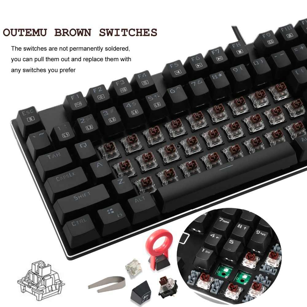 Detail Feedback Questions about Z 88 Small Compact Mechanical