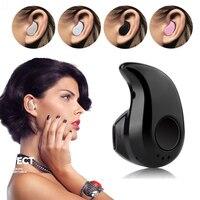 Mini Wireless Bluetooth Auricular en la oreja Del Auricular Inalámbrico de Manos Libres de Auriculares Estéreo Blutooth Auriculares Auriculares Auricular de Teléfono