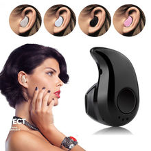Mini Wireless Bluetooth Earphone in ear Earpiece Cordless Hands free Headphone Blutooth Stereo Auriculares Earbuds Headset Phone(China)