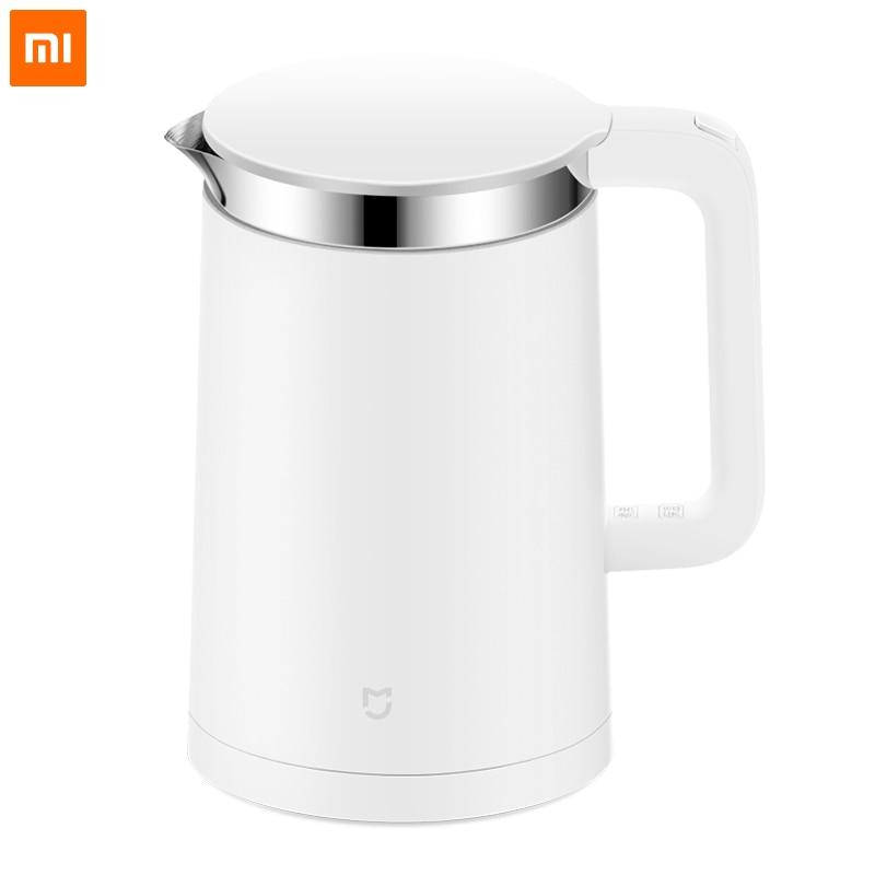 Xiaomi Mijia Eletric Kettle Thermostat Temperature Control Handheld Smart Water Boiler Tea Pot Stainless Steel App Control