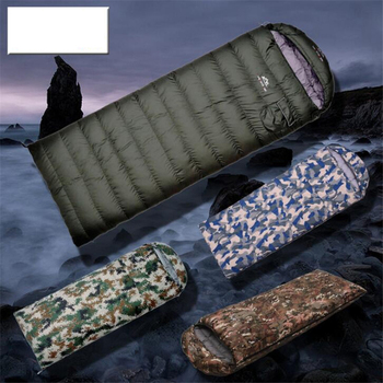 Ultralight Sleeping Bag Comfortable Goose Down Sleeping Bag Camping   Multifunction Travel Bag White Duck Down Lazy Bag S429 3