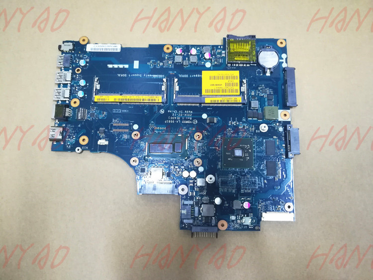 0K5RR0 K5RR0 For Dell 5537 3537 laptop motherboard With SR170 i5 cpu Processor LA 9981P HD 8670M2GB in Laptop Motherboard from Computer Office