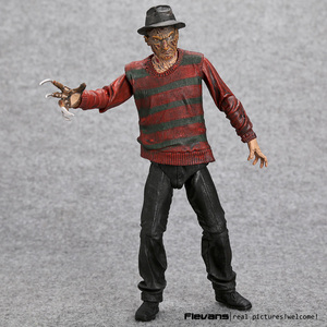 """Image 3 - NECA A Nightmare on Elm Street Freddy Krueger 30th PVC Action Figure Collectible Toy 7"""" 18cm"""