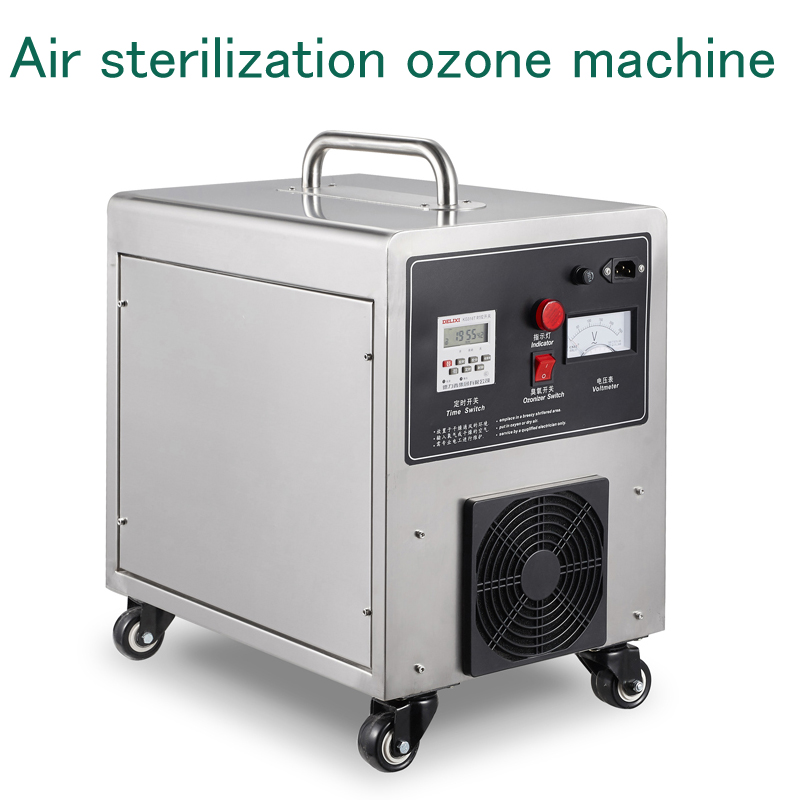 Air Sterilization Ozone Machine with Timer Portable Ozone Generator 30g Air Cooling Formaldehyde Removing Machine Ozone Machine portable ozone generator 220v for water sterilization gl 3189