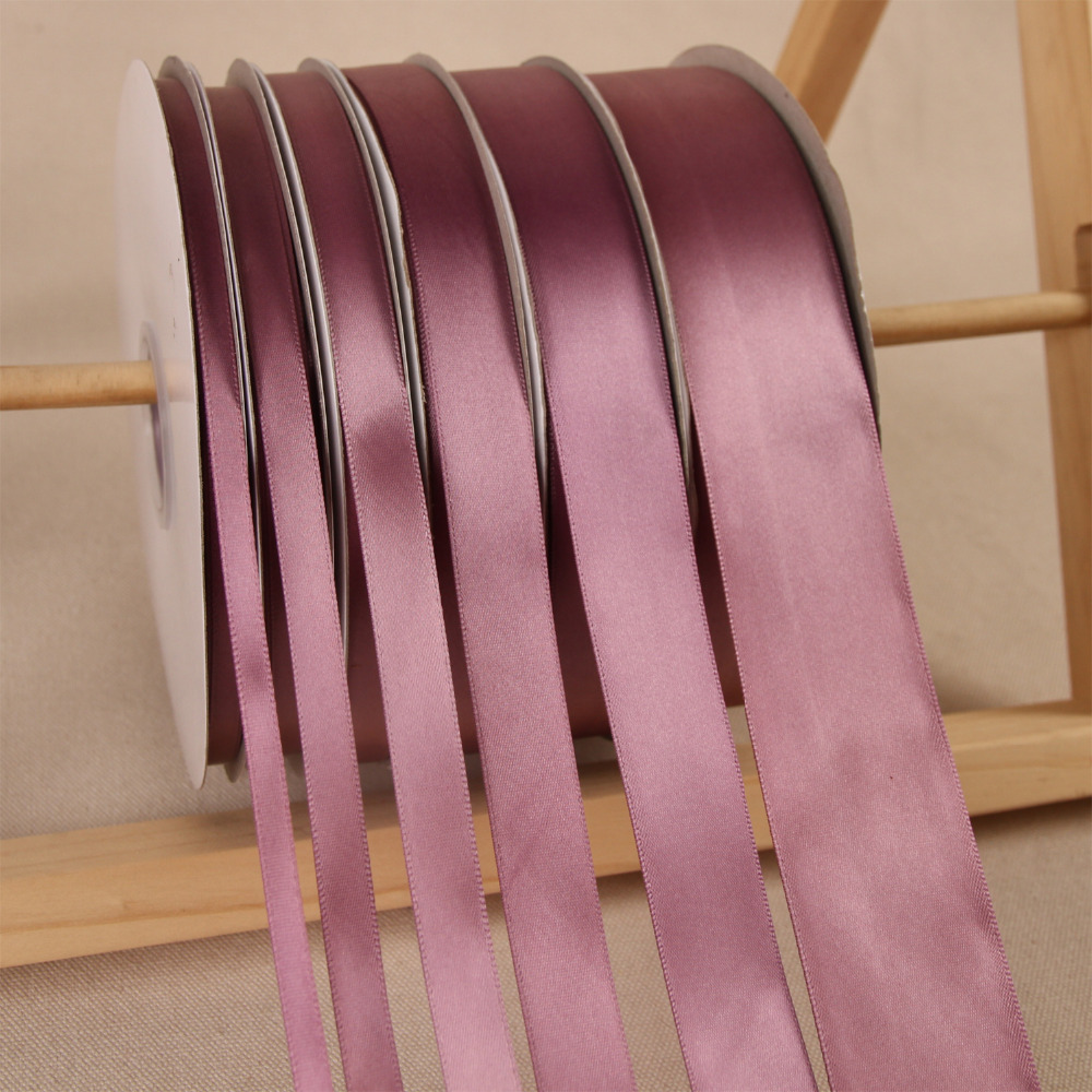 """Florist Poly Ribbon 100 Yards 2/"""" Wide Baby Pink Wedding"""